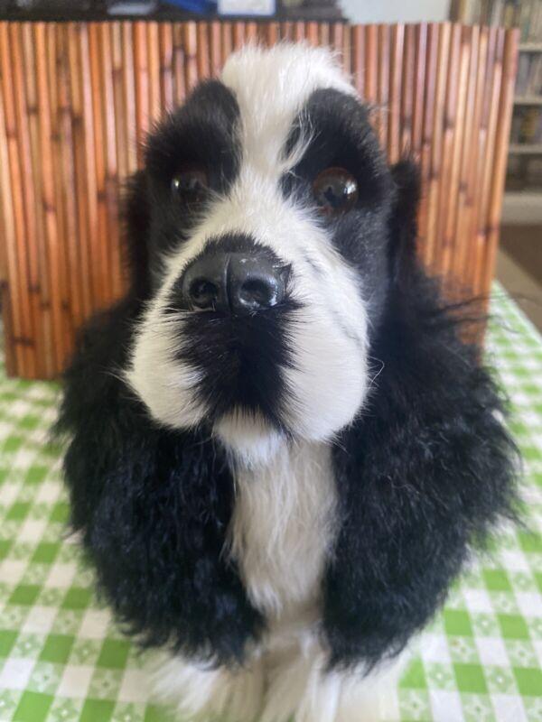 Realistic Springer Spaniel Dog
