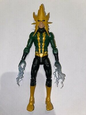 Marvel Legends Spiderman Electro Space Venom Loose Figure