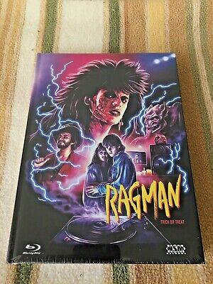 Halloween Germany 2019 (TRICK OR TREAT Blu-Ray (Mediabook ALL REGION Import) 1986 Horror Fastway Ozzy )