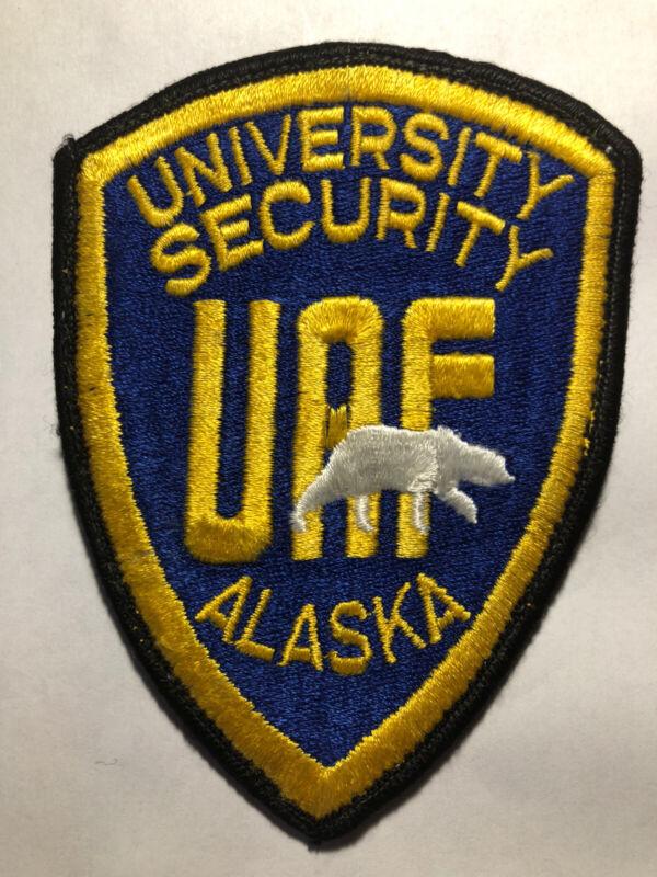 University of Alaska Fairbanks UAF Security Patch