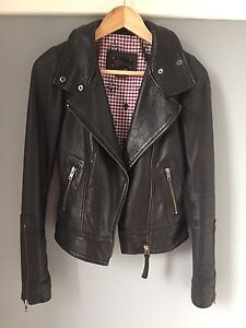 Women's Mackage Leather Jacket XXS