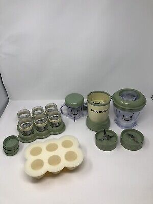 Magic Bullet Baby Bullet - Make Your Own Baby Food - Excellent Condition