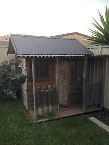 Wooden Cubby House Epsom Bendigo City Preview