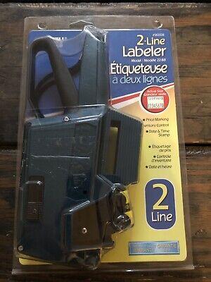 Garvey 22-88 2-line Labeler Price Gun New Sealed Cosco