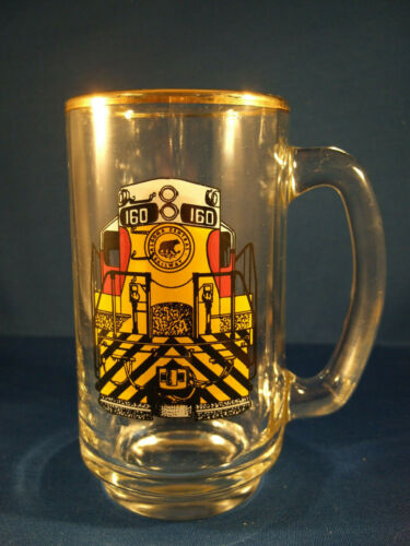 Algoma Central Railway Glass Mug
