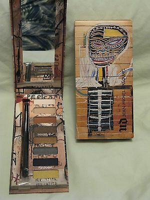 Urban Decay & Jean Michel Basquiat 'Gold Griot' Eye Shadow Palette Ltd Ed NIB