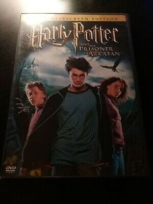 Harry Potter and the Prisoner of Azkaban (DVD, 2004, 2-Disc Set, Widescreen)!!!