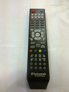 Replacement Technomate TM500 Remote Control