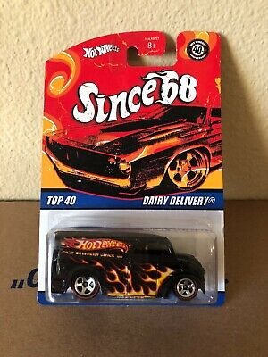 2008 Hot Wheels Since 68 DAIRY DELIVERY Black 22/40