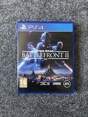 PS4 - Star Wars Battlefront 2