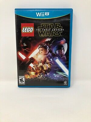 LEGO Star Wars: The Force Awakens Nintendo Wii U 2016