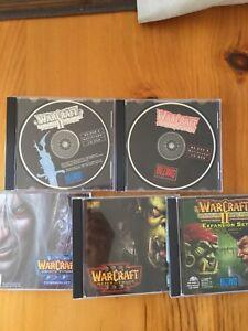 Warcraft 5 Games!