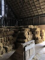 Small straw bales