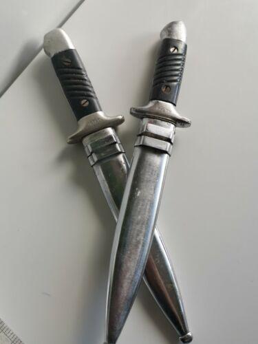 WW2. German Dagger. Military. 2 Pieces.