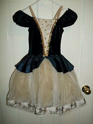 dance ballet Halloween costume Dress up girl size Medium 6 (Revolution Dance Kostüme)