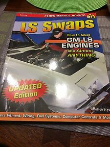 Ls swap book.