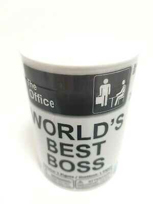 The Office TV World's Best Boss Blind Mystery Pack Mini Figure Series 1