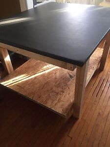 Pattern drafting table