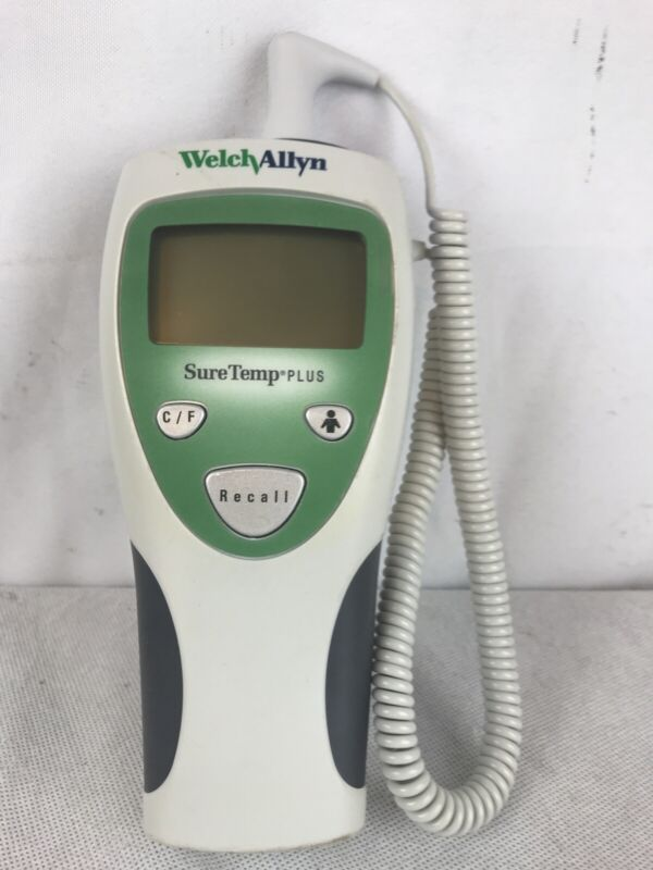 Welch Allyn Digital Thermometer SureTemp Plus 690 with Probe