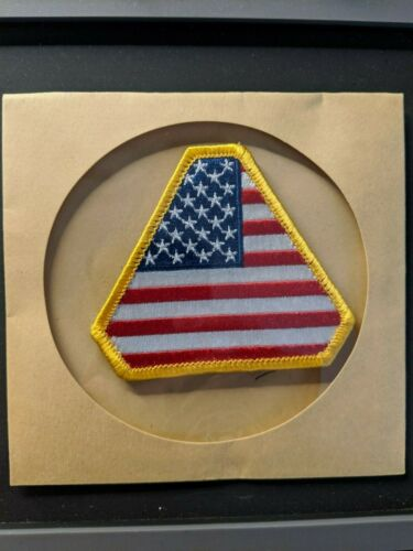 PDW Prometheus Design Werx Flag Day USA American Morale Patch Limited Edition