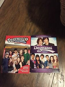 Season 9 and season 10 part 1 of degrassi