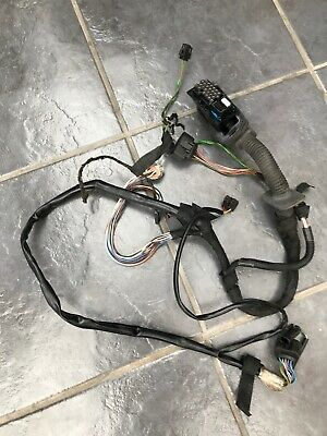 Porsche 911 996 Boxster 986 OS Right Door Wiring Loom Harness 99661263403