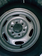 Ford rims 2 only Port Macquarie Port Macquarie City Preview