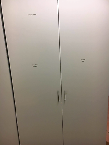 Broom and storage cupboard Islington Newcastle Area Preview