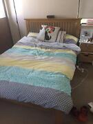 Queen bed + mattress (5 months old) Spring Hill Brisbane North East Preview