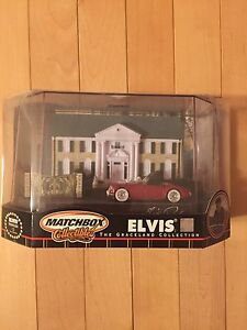 Matchbox Elvis collectible mint in box