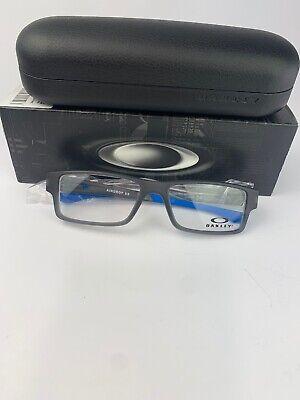 Oakley OY8003-0350 Airdrop XS Satin Grey Smoke [50-15-126]