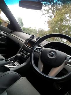 2010 Ssv Holden Commodore Sedan. Real low Km's 105000.