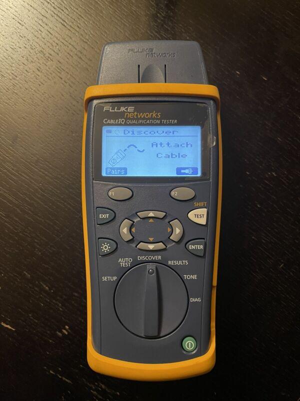 Fluke Networks CIQ 100 Network Cable Tester