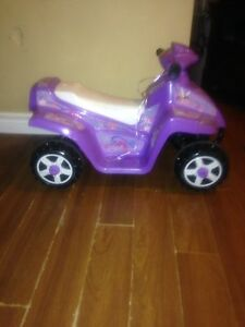Princess battery powered 4 wheeler  Cambridge Kitchener Area image 1