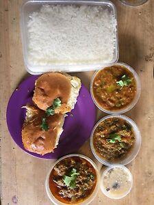 HOMEMADE SOUTH INDIAN BREAKFAST +LUNCH+DINNER $15 Harris Park Parramatta Area Preview