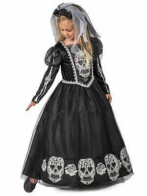 Princess Paradise Bride Of The Dead Girls Costume Day Of The Dead Dress