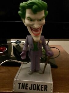 The Joker Bobblehead