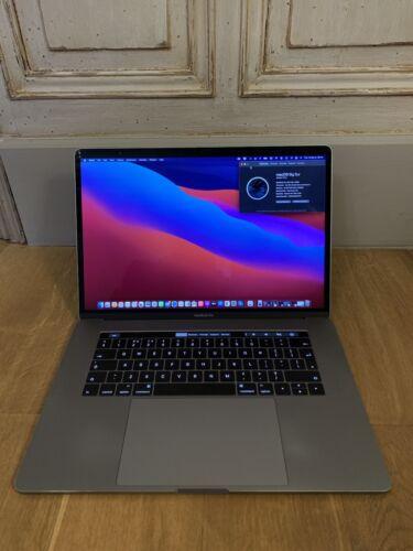 Apple macbook pro 15 touchbar 2016
