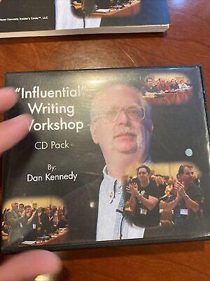 Dan S Kennedy: Influential Writing workshop