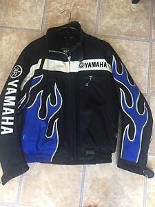 Yamaha snowmobile coat