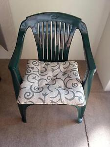 2 garden chairs $5 Lane Cove North Lane Cove Area Preview