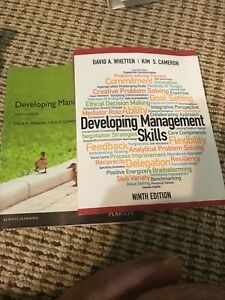 Developing management skills 9th edition