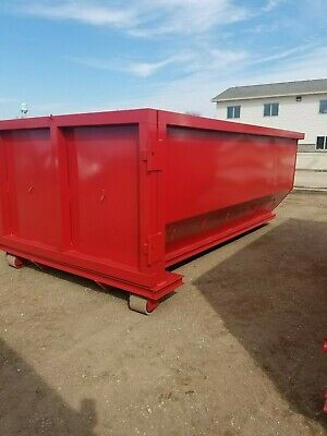 10 Yard Roll Off Containers Hook Or Cable Style