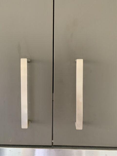 Kitchen cabinet door handles - 128mm | Building Materials ...