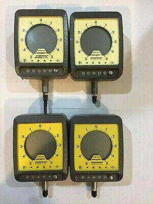 Lot Of 4 Federal Maxum Digital Electronic Dial Indicator Dei-14121 .0001