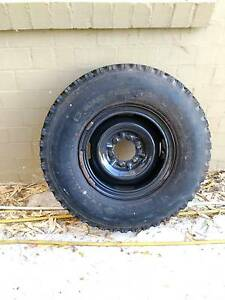 3x unused Yokohama 4x4 tyres Two Rocks Wanneroo Area Preview
