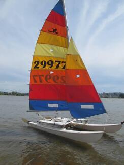 Hobie 16 Sail Boat