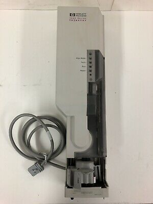 Hp Agilent 7683 Series Auto Injector G2613a Chromatograph Autosampler Als Tower