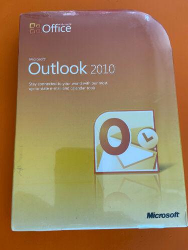 Microsoft Outlook 2010 Full Retail Package