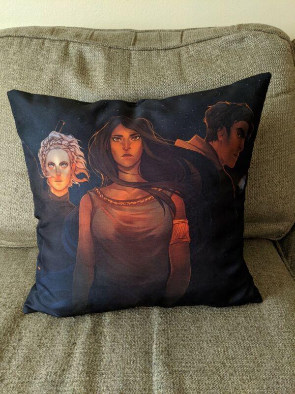 Fairyloot Bookish Pillow Case